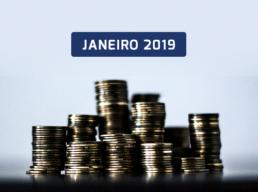 Notas sobre Investimentos – Janeiro 2019