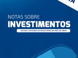 Notas sobre Investimentos – Junho 2020