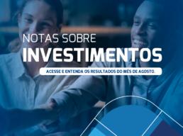 Notas sobre Investimentos – Agosto 2020